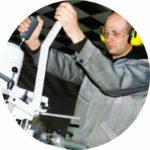 Участок механообработки и слесарно сборочных-операций